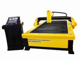 Plazma CNC 1325 HYPERTHERM Wycinarka plazmowa do 16mm